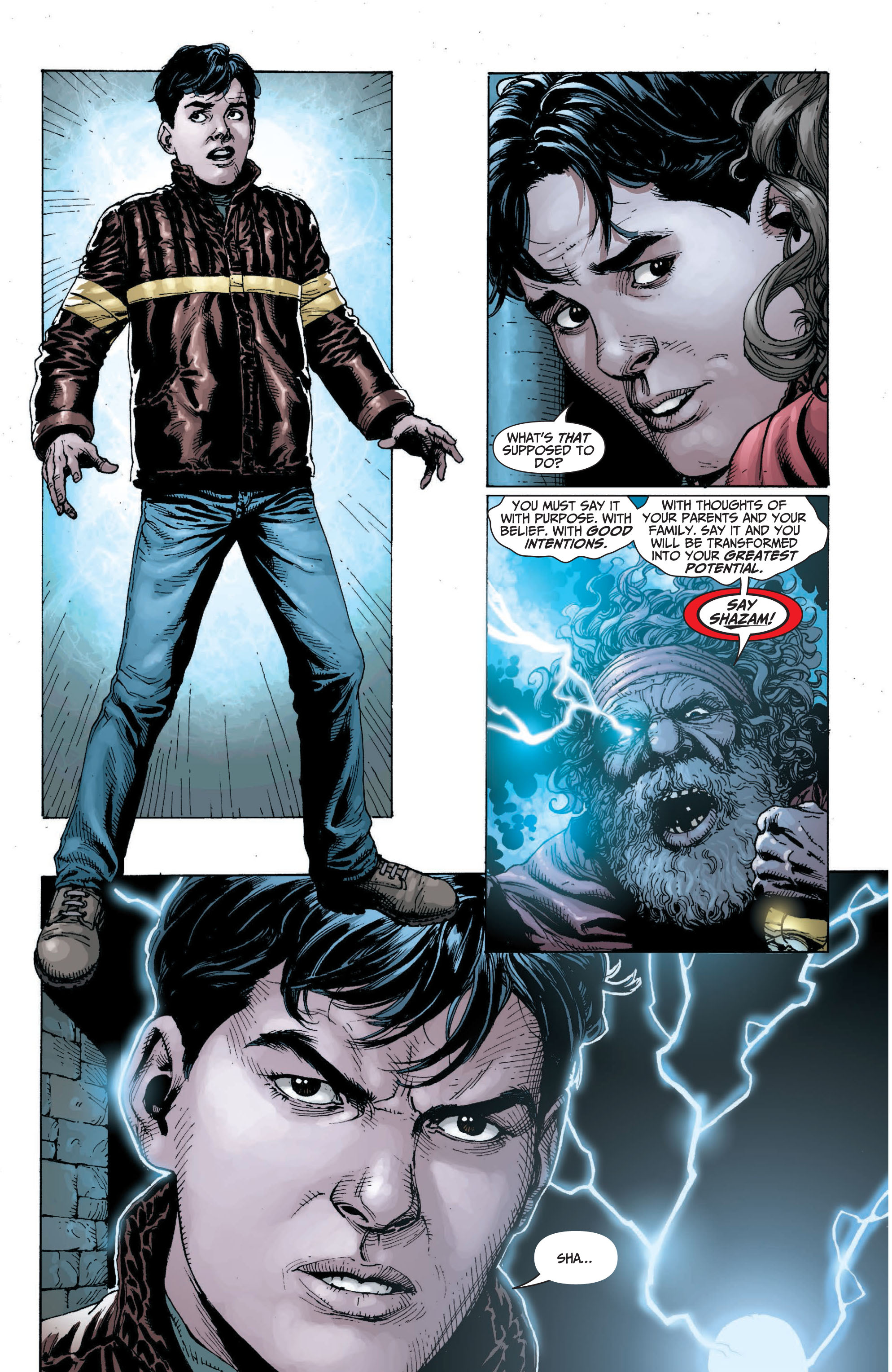 Read online Shazam! (2013) comic -  Issue #1 - 74