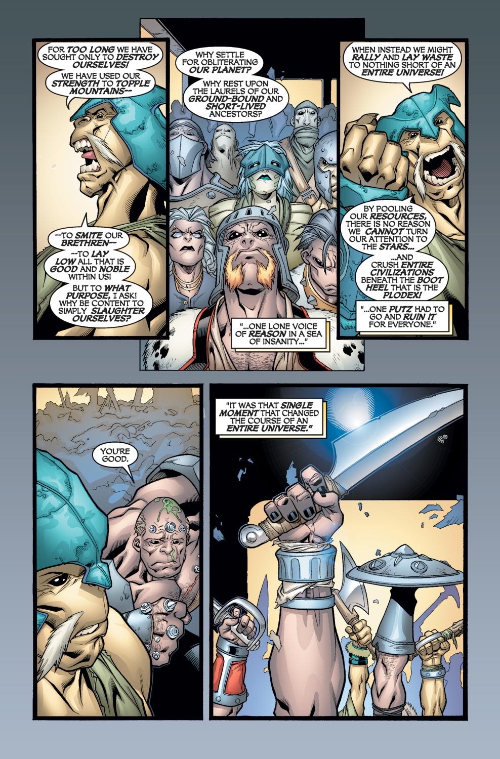 Alpha Flight (2004) issue 3 - Page 7