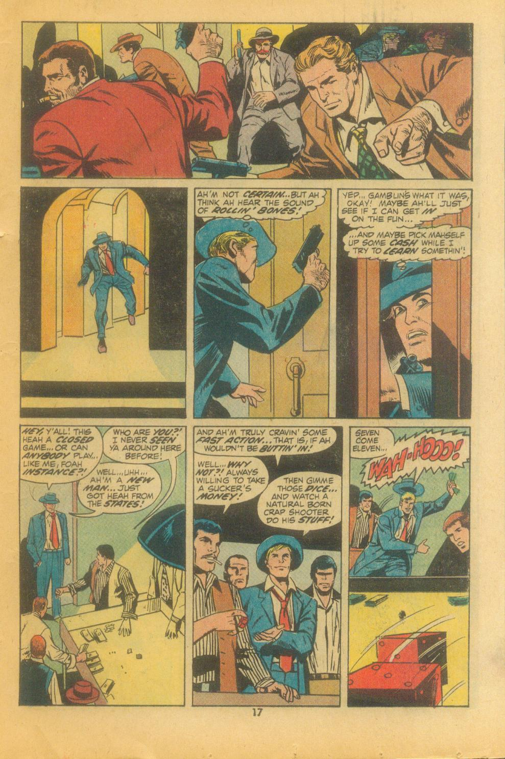 Read online Sgt. Fury comic -  Issue #102 - 19