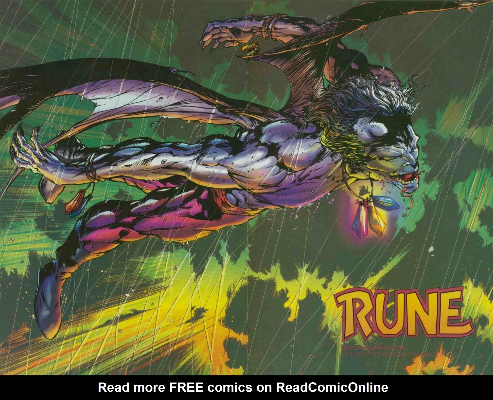 Read online Ultraverse Premiere comic -  Issue #7 - 34