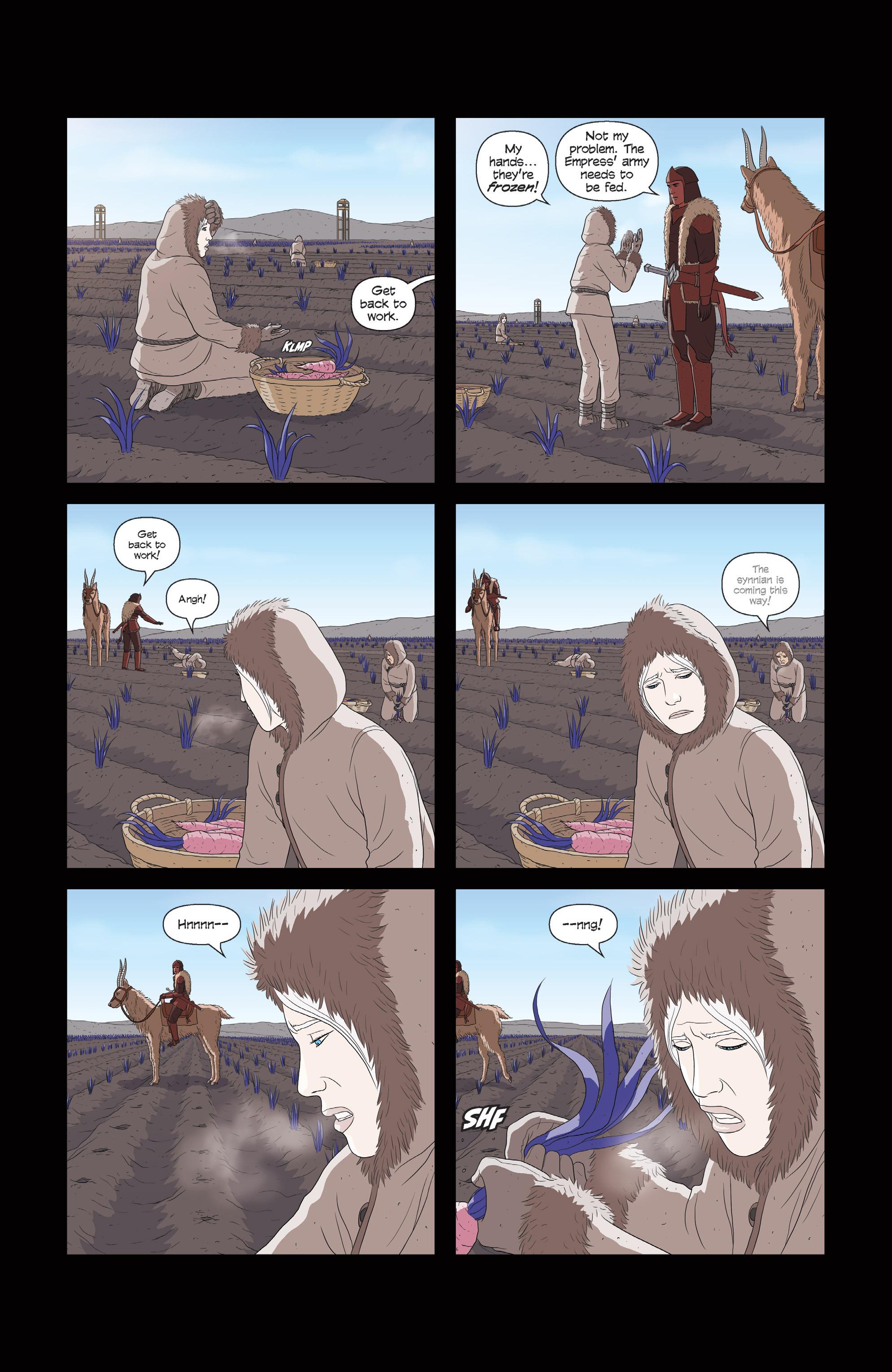 Read online Ringside comic -  Issue #10 - 24