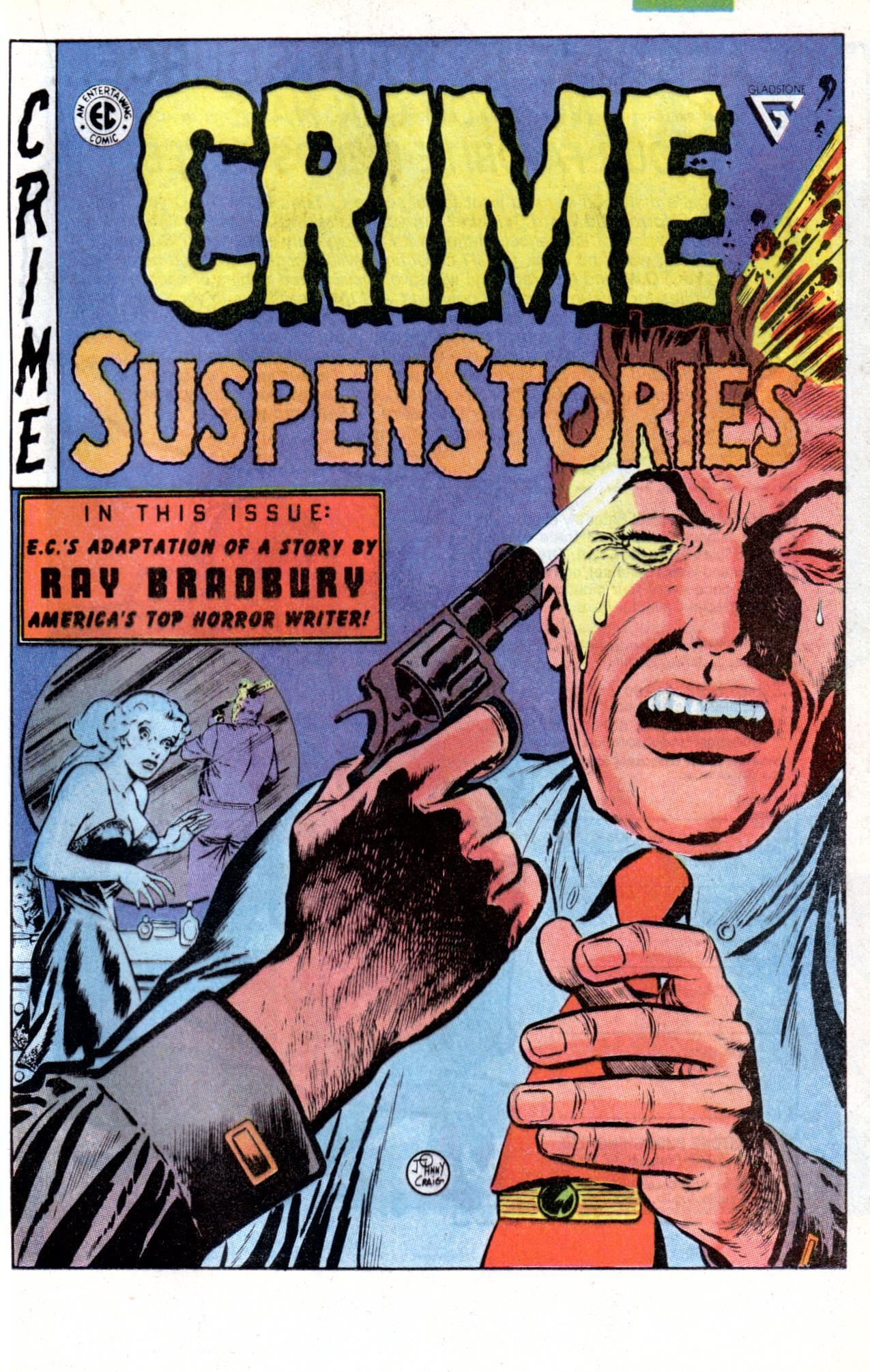 Crime SuspenStories 17 Page 1