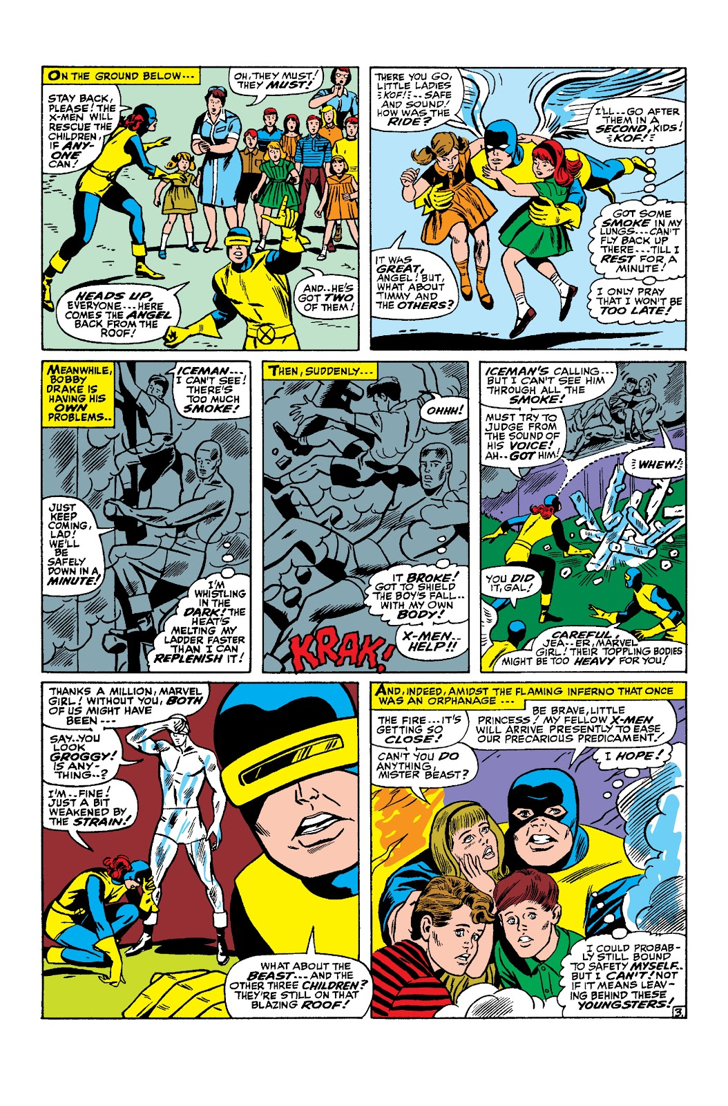 Uncanny X-Men (1963) issue 25 - Page 4