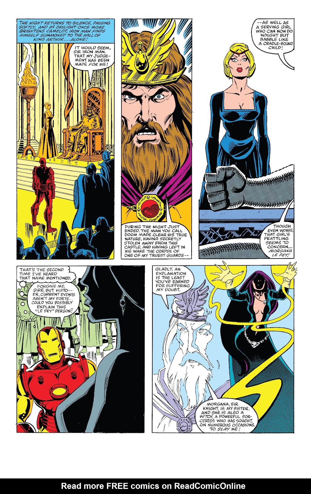 Read online Marvel Tales: Iron Man comic -  Issue # Full - 50