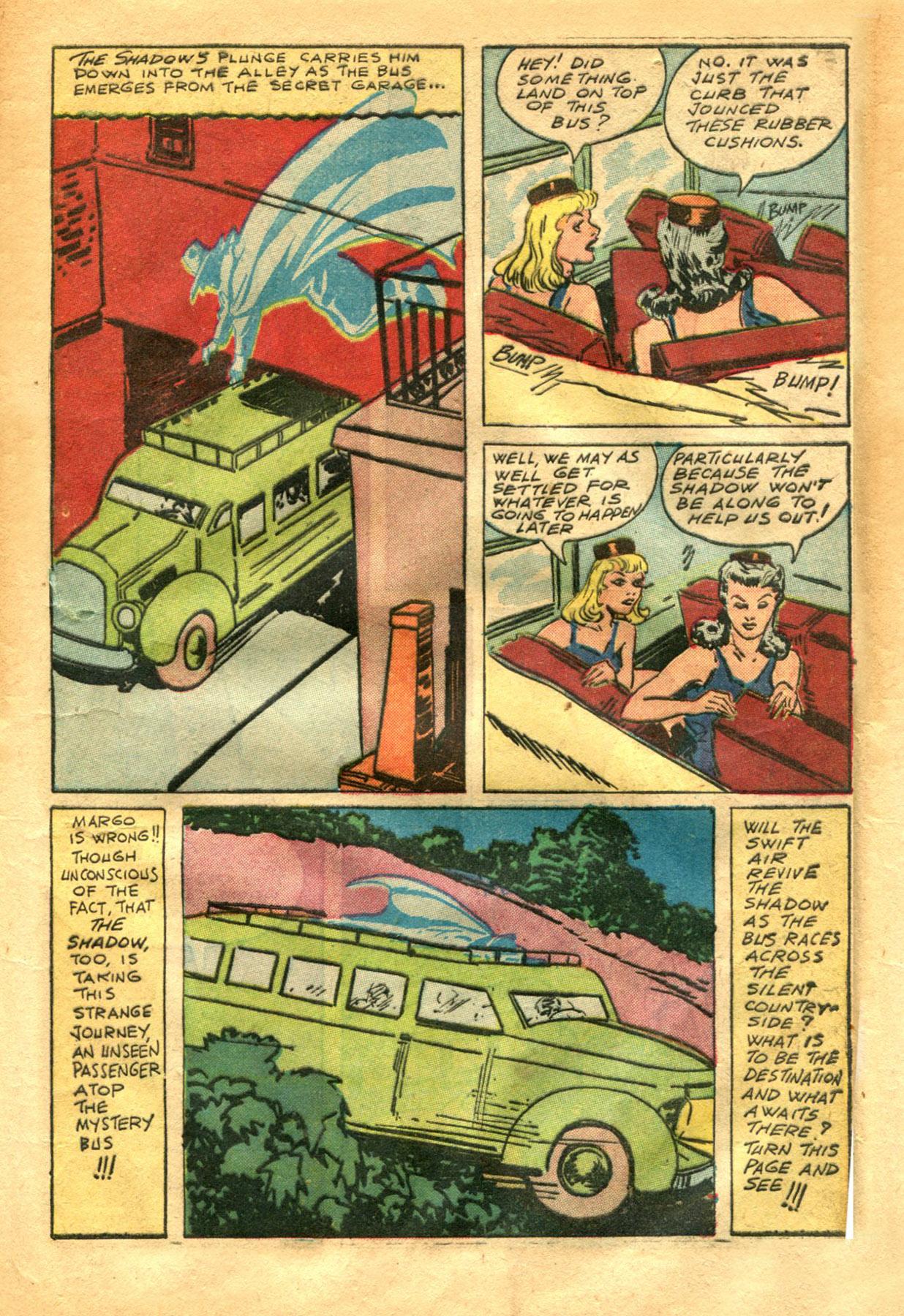 Read online Shadow Comics comic -  Issue #48 - 9