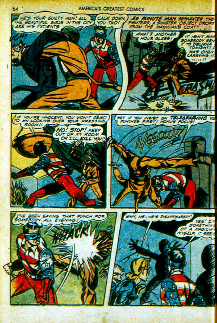 Read online America's Greatest Comics comic -  Issue #4 - 65