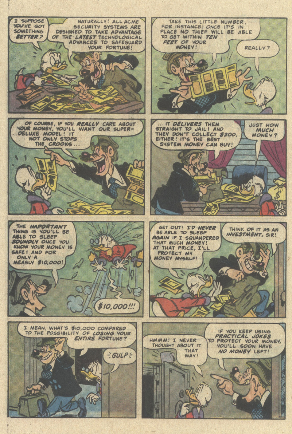 Read online Uncle Scrooge (1953) comic -  Issue #214 - 28