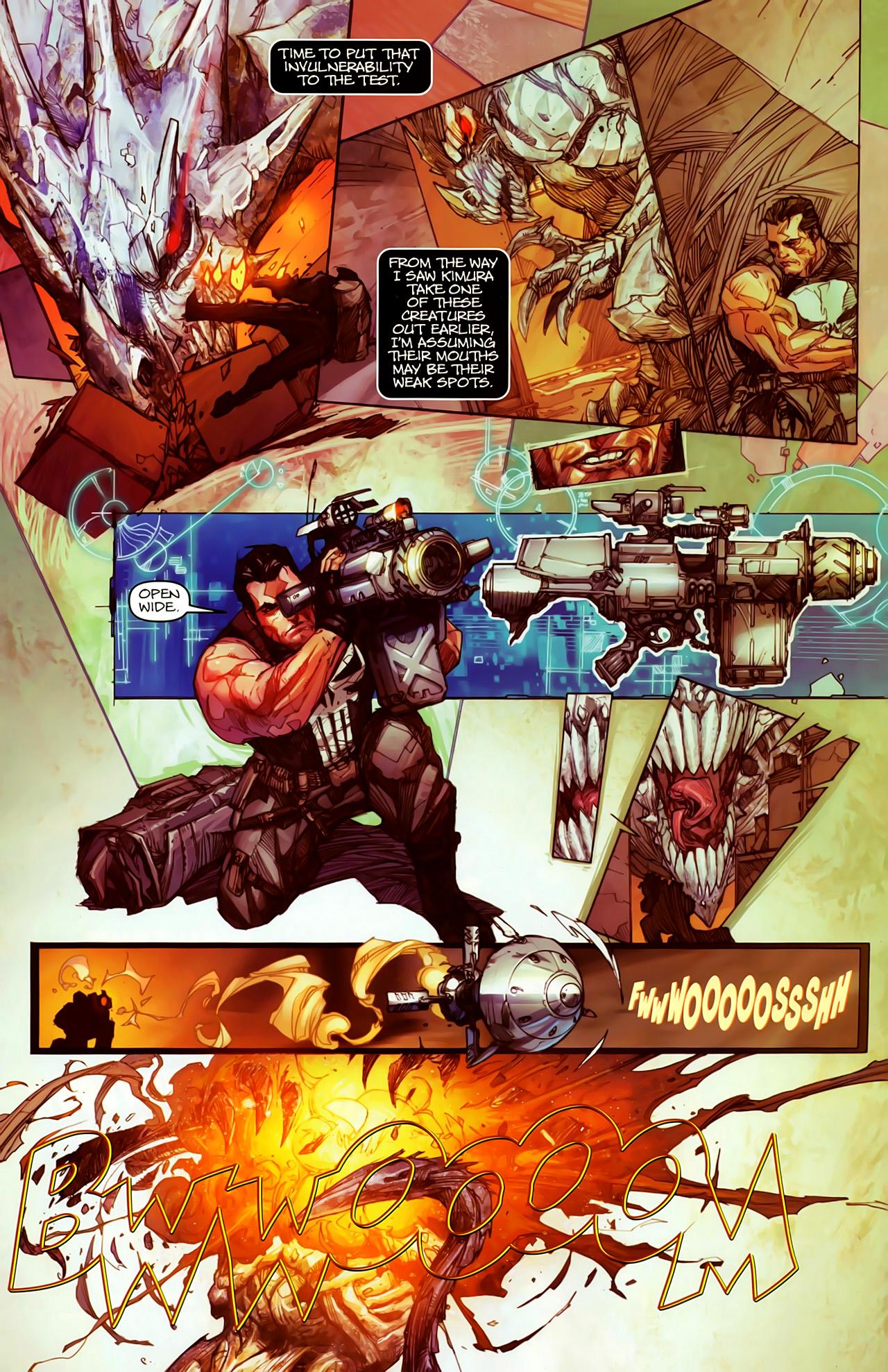 Read online Astonishing Tales (2009) comic -  Issue #5 - 5