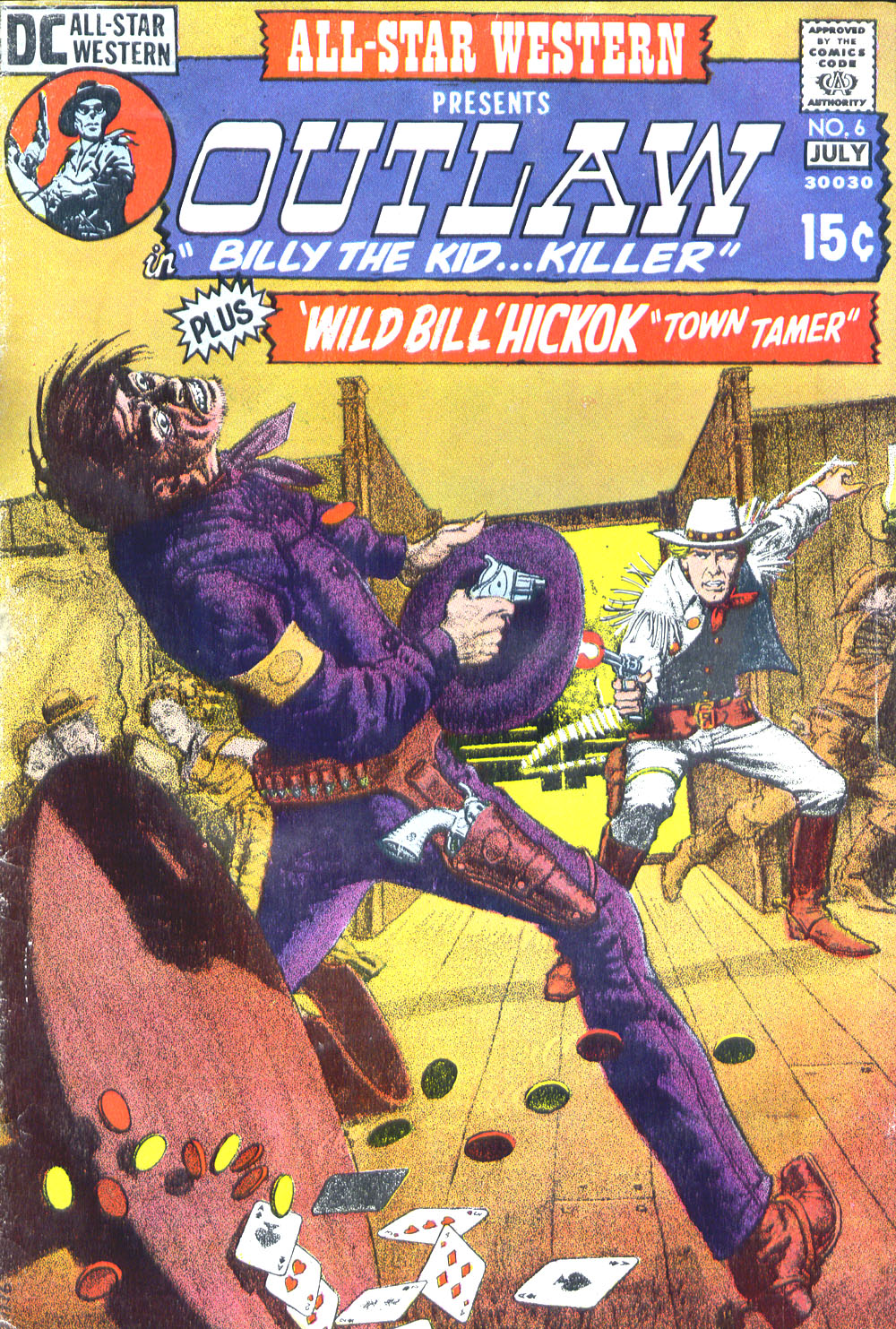 All-Star Western (1970) issue 6 - Page 1