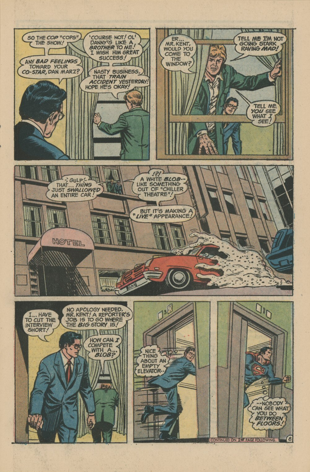 Read online Action Comics (1938) comic -  Issue #422 - 11