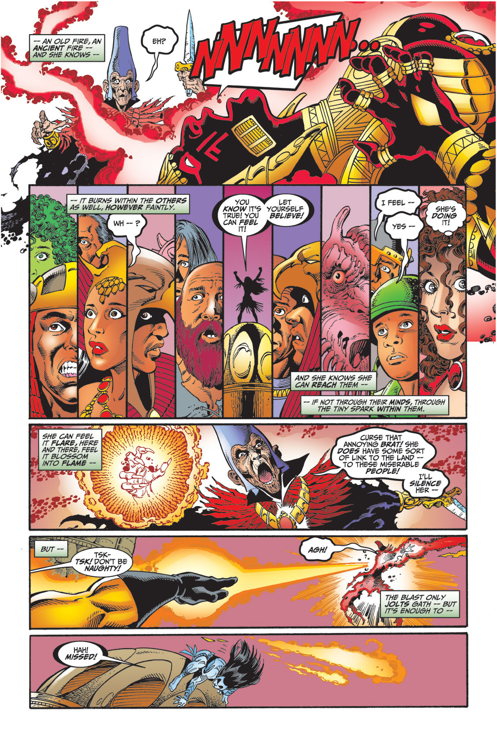 Read online Avengers (1998) comic -  Issue #30 - 18