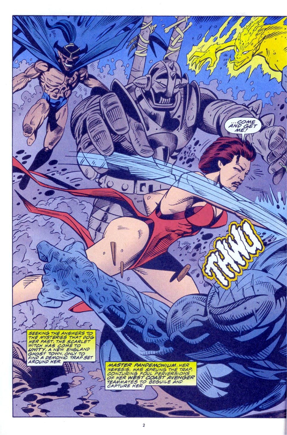 Scarlet Witch (1994) Issue #3 #3 - English 4