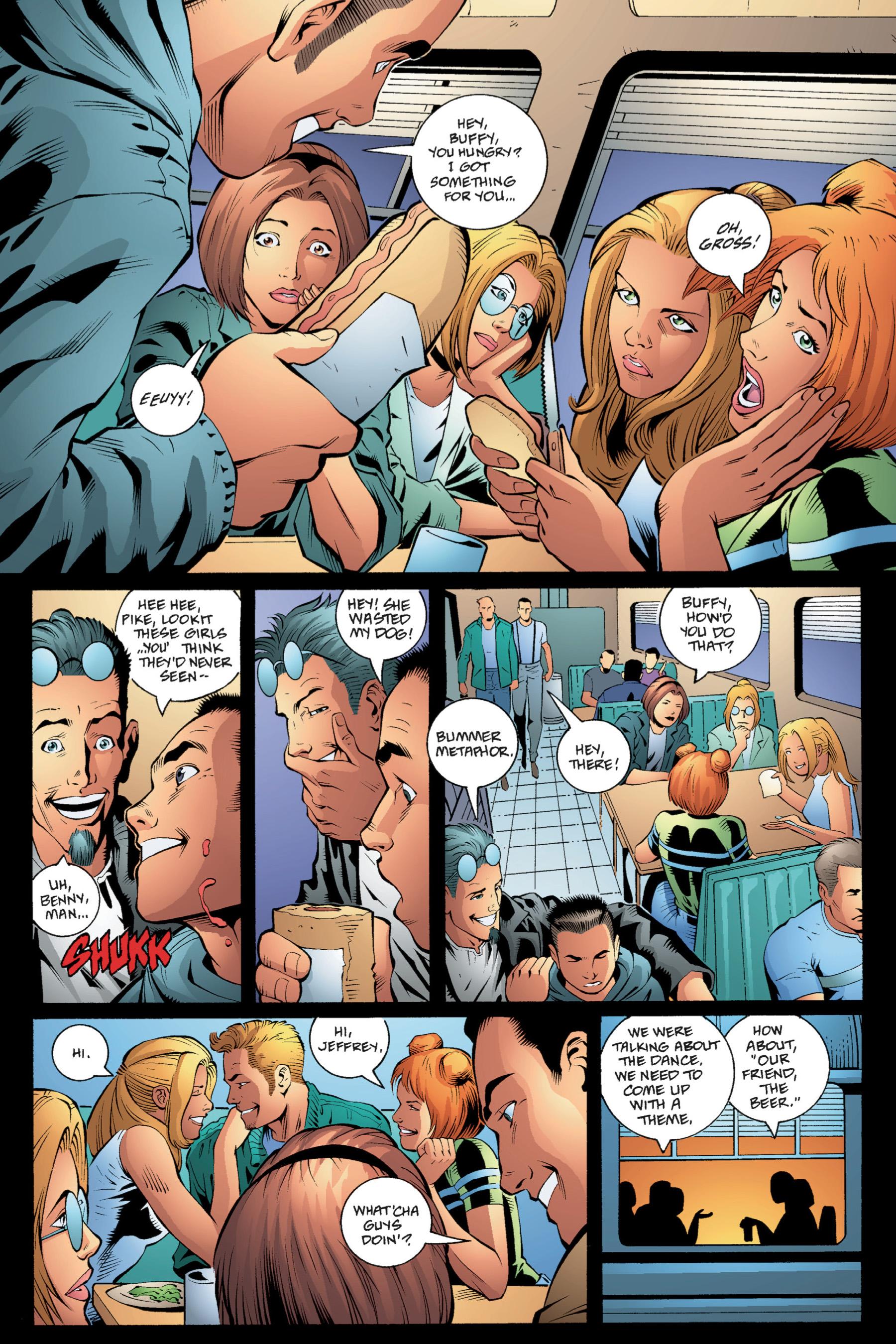 Read online Buffy the Vampire Slayer: Omnibus comic -  Issue # TPB 1 - 48