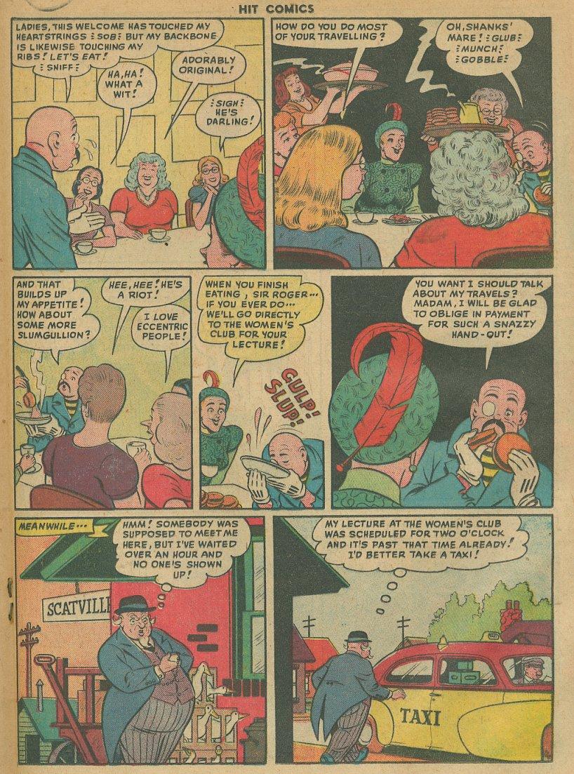 Read online Hit Comics comic -  Issue #61 - 19
