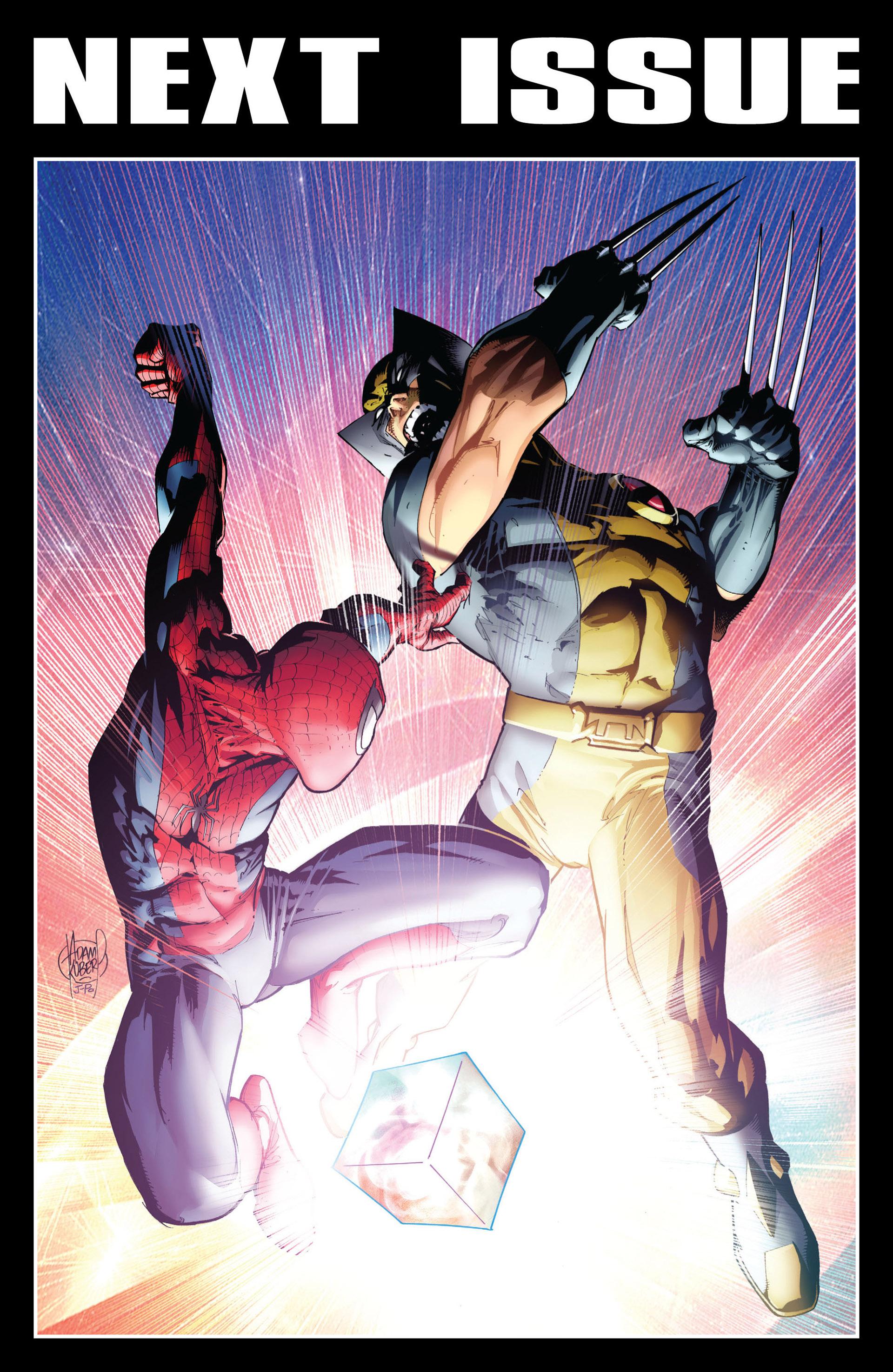 Read online Astonishing Spider-Man & Wolverine comic -  Issue #2 - 22
