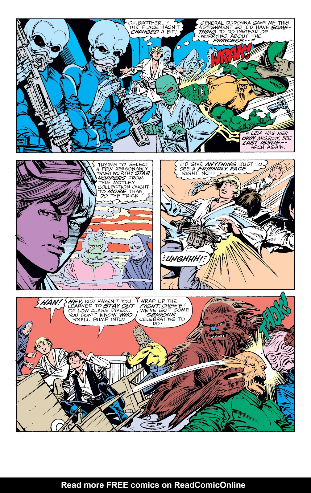 Read online Star Wars Legends: The Original Marvel Years - Epic Collection comic -  Issue # TPB 2 (Part 2) - 46
