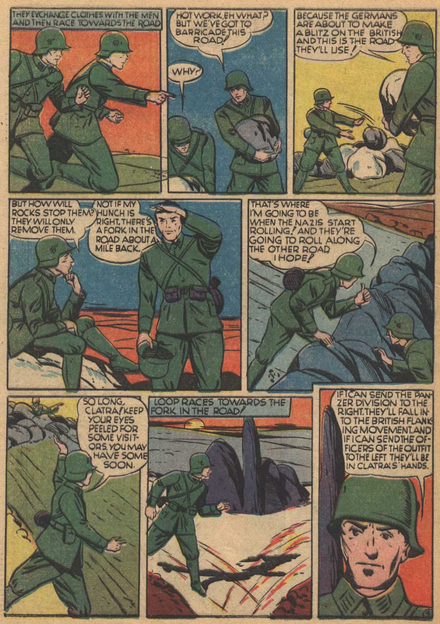 Blue Ribbon Comics (1939) issue 16 - Page 54