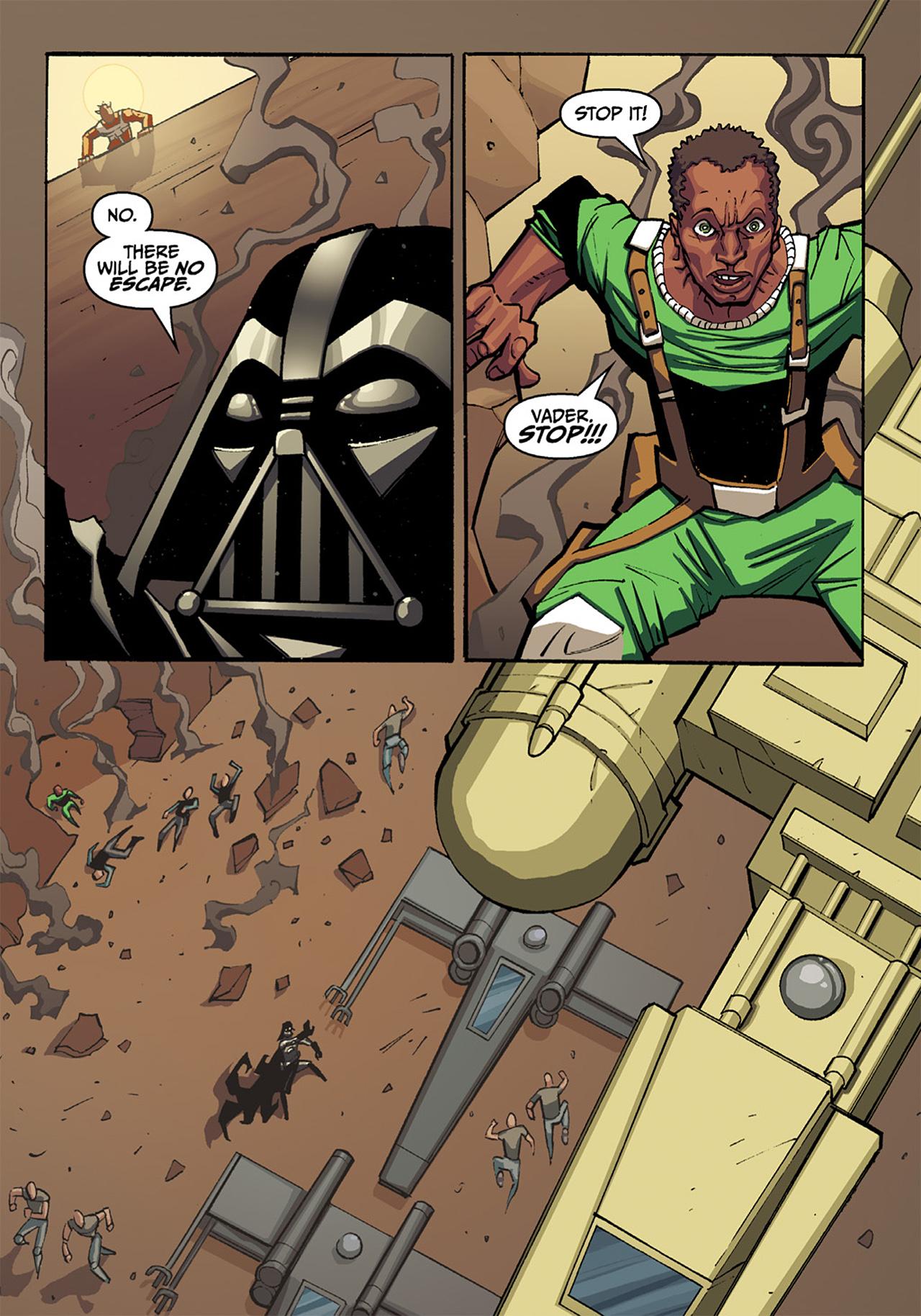 Read online Star Wars Omnibus comic -  Issue # Vol. 33 - 305