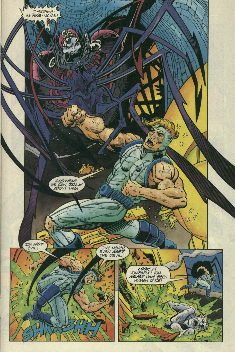 Read online Secret Weapons comic -  Issue #7 - 15