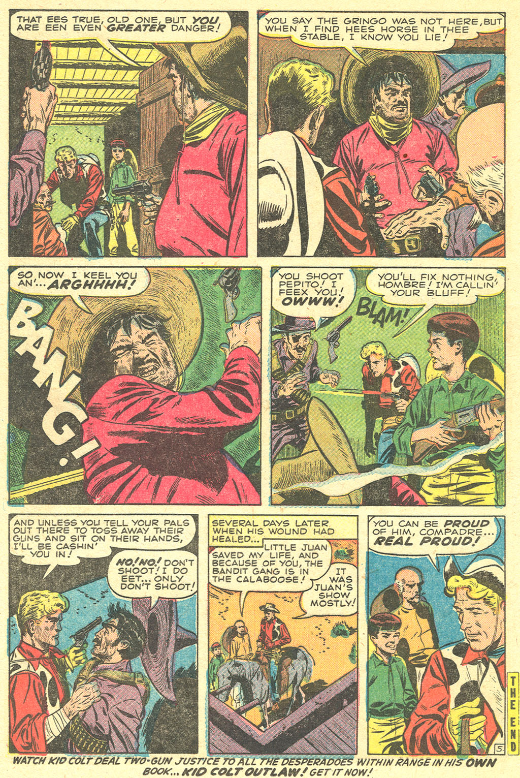 Read online Two-Gun Kid comic -  Issue #21 - 24