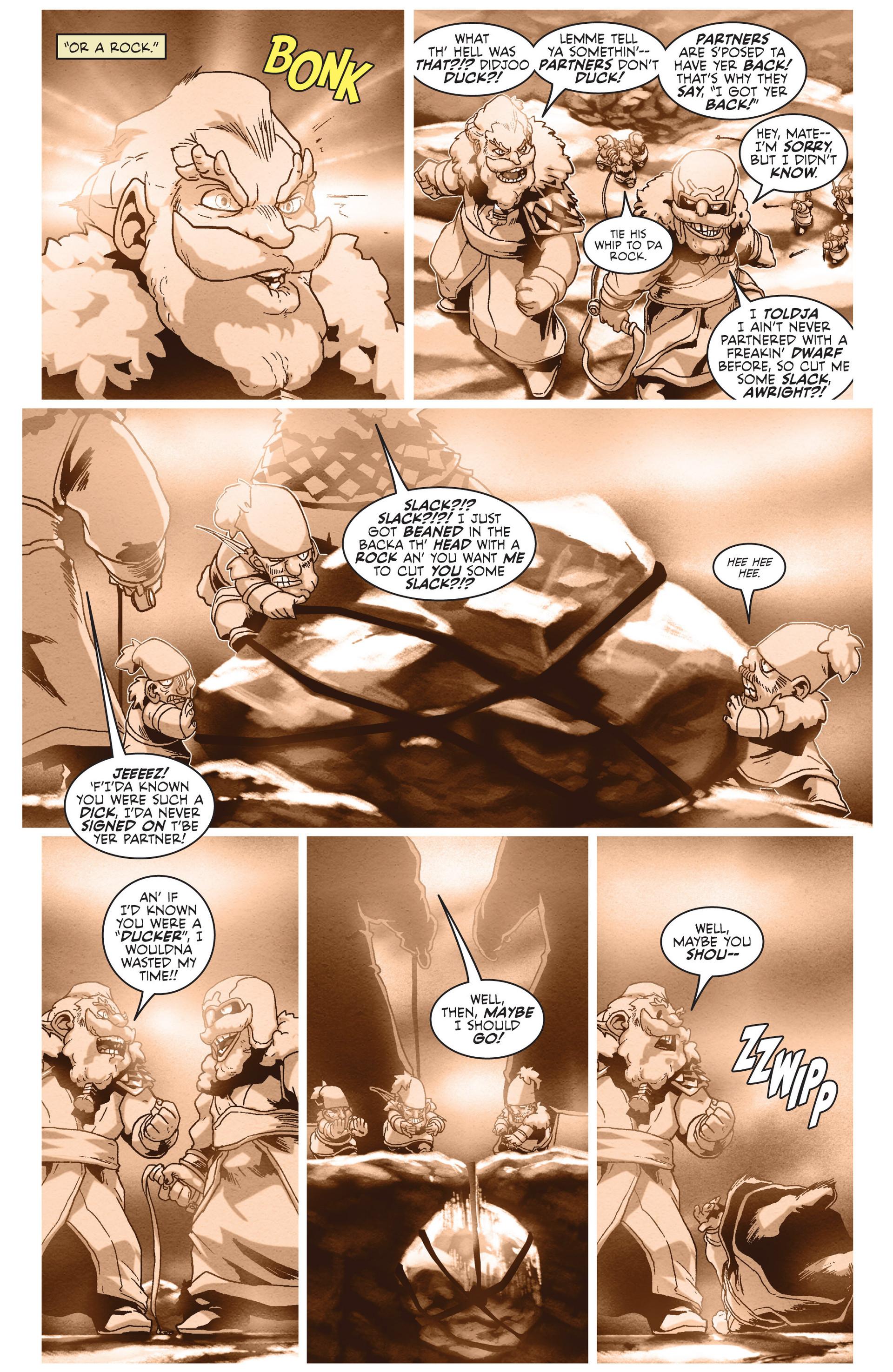 Read online Skullkickers comic -  Issue #24 - 20