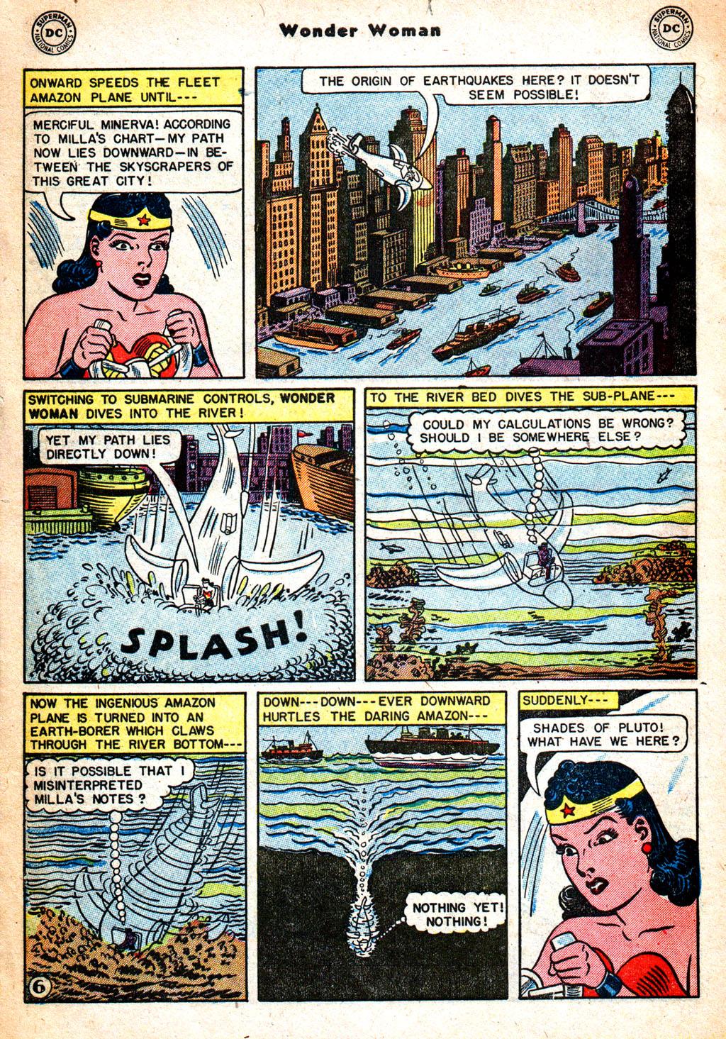 Read online Wonder Woman (1942) comic -  Issue #57 - 7