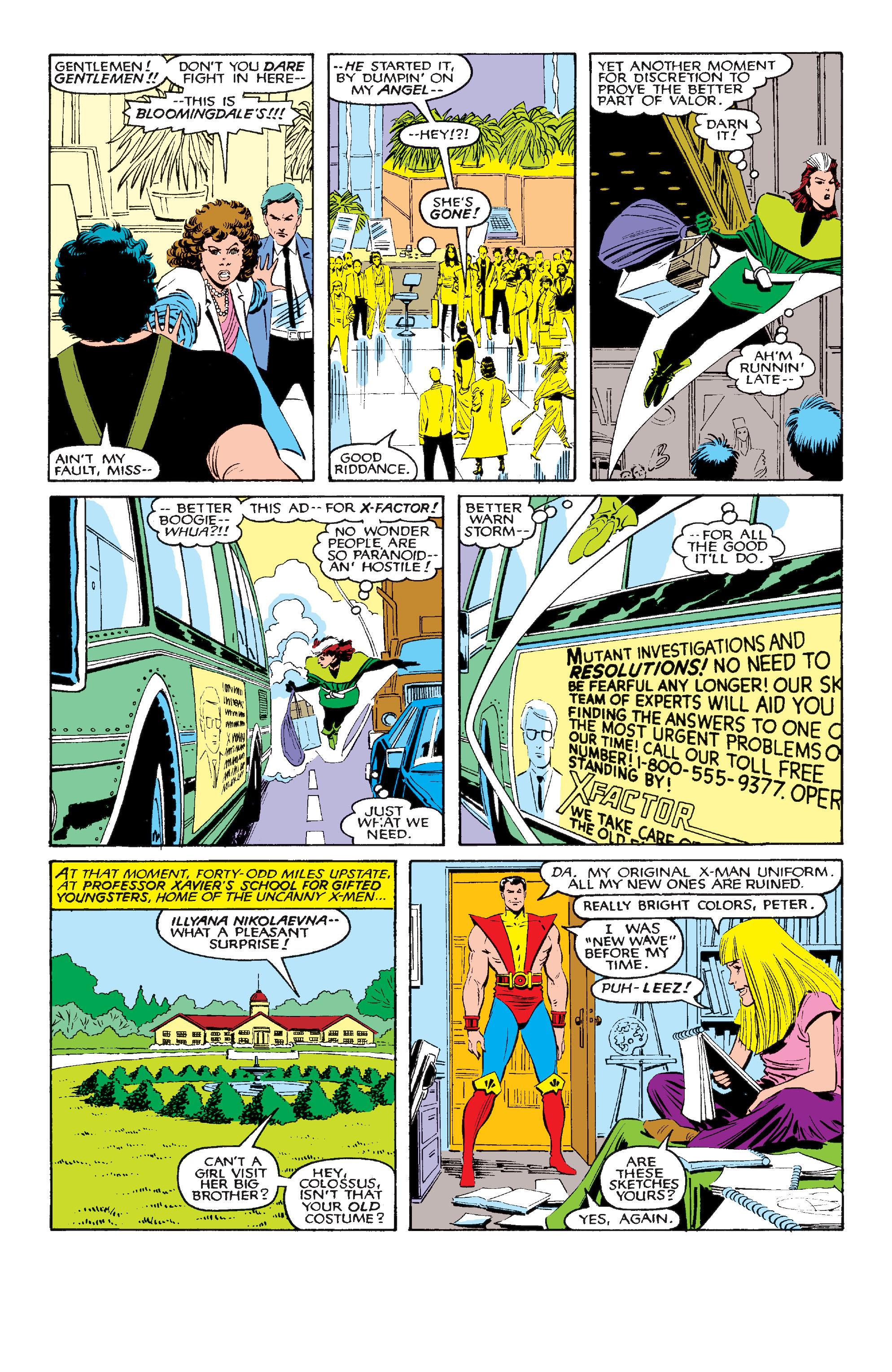 Read online Uncanny X-Men (1963) comic -  Issue #210 - 13
