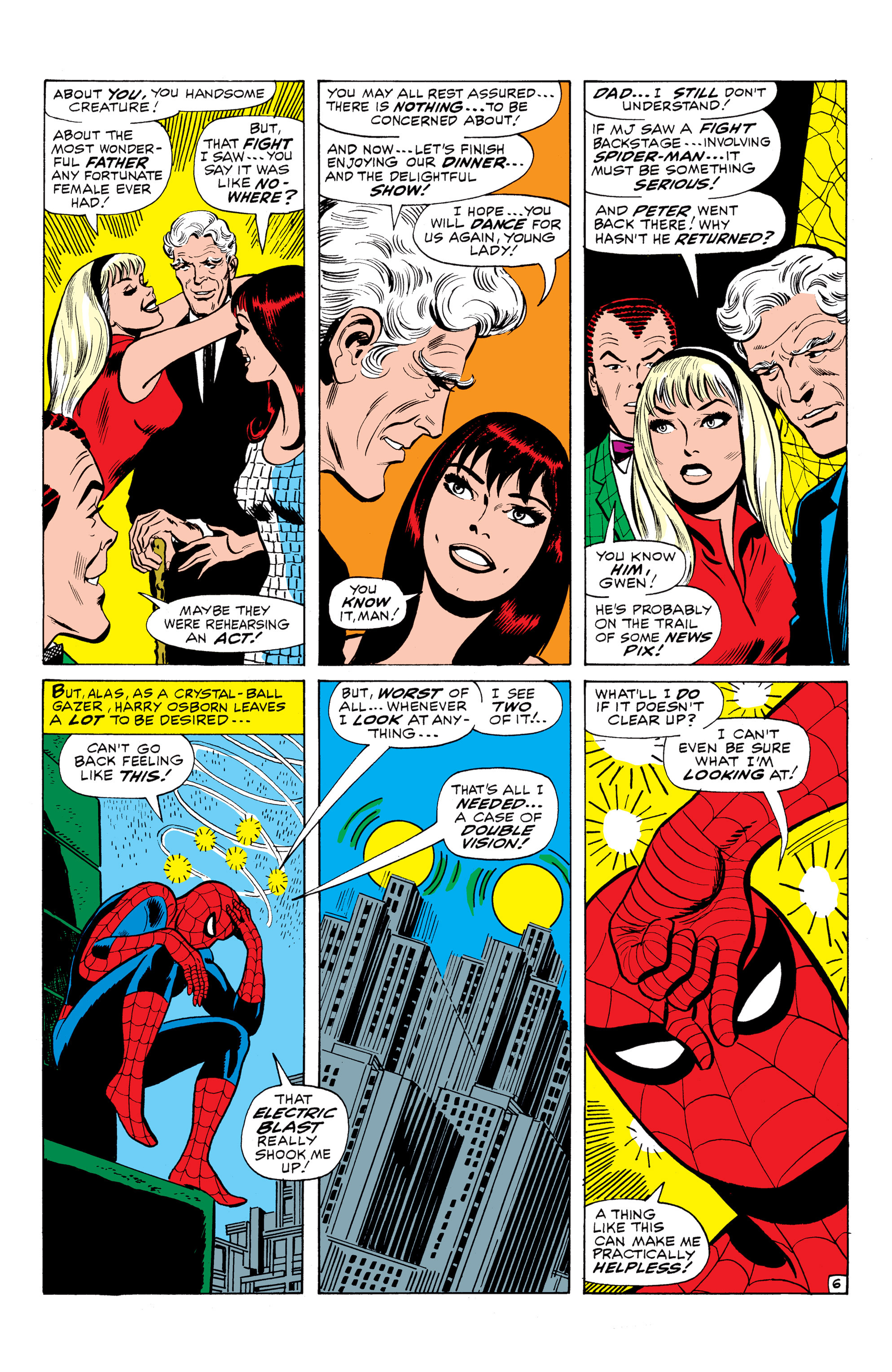 The Amazing Spider-Man (1963) 60 Page 6