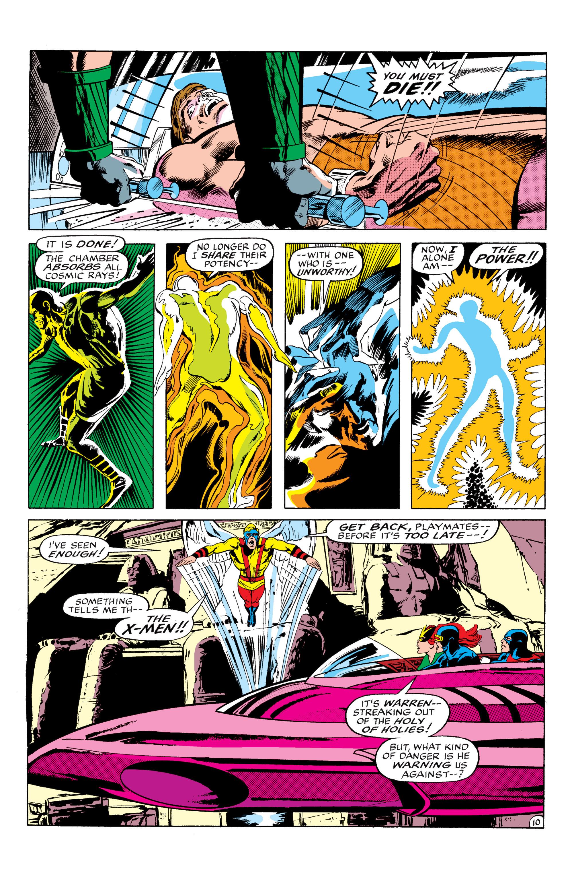 Uncanny X-Men (1963) 56 Page 10