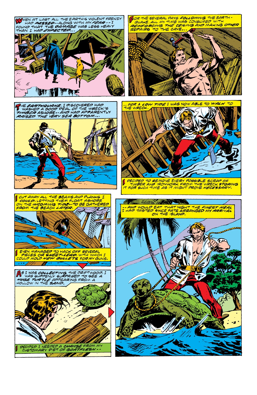 Marvel Classics Comics Series Featuring issue 19 - Page 22