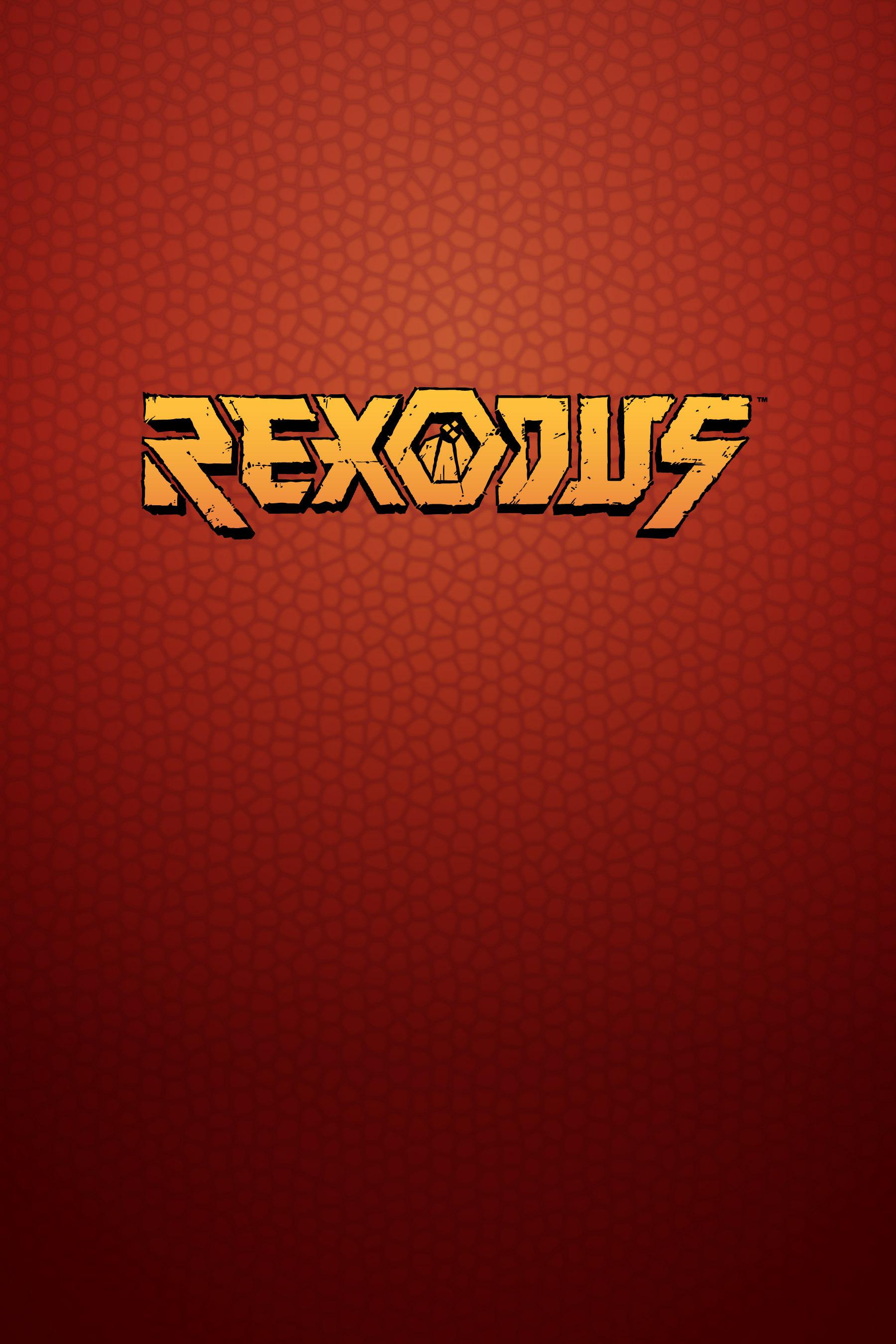 Read online Rexodus comic -  Issue # Full - 3