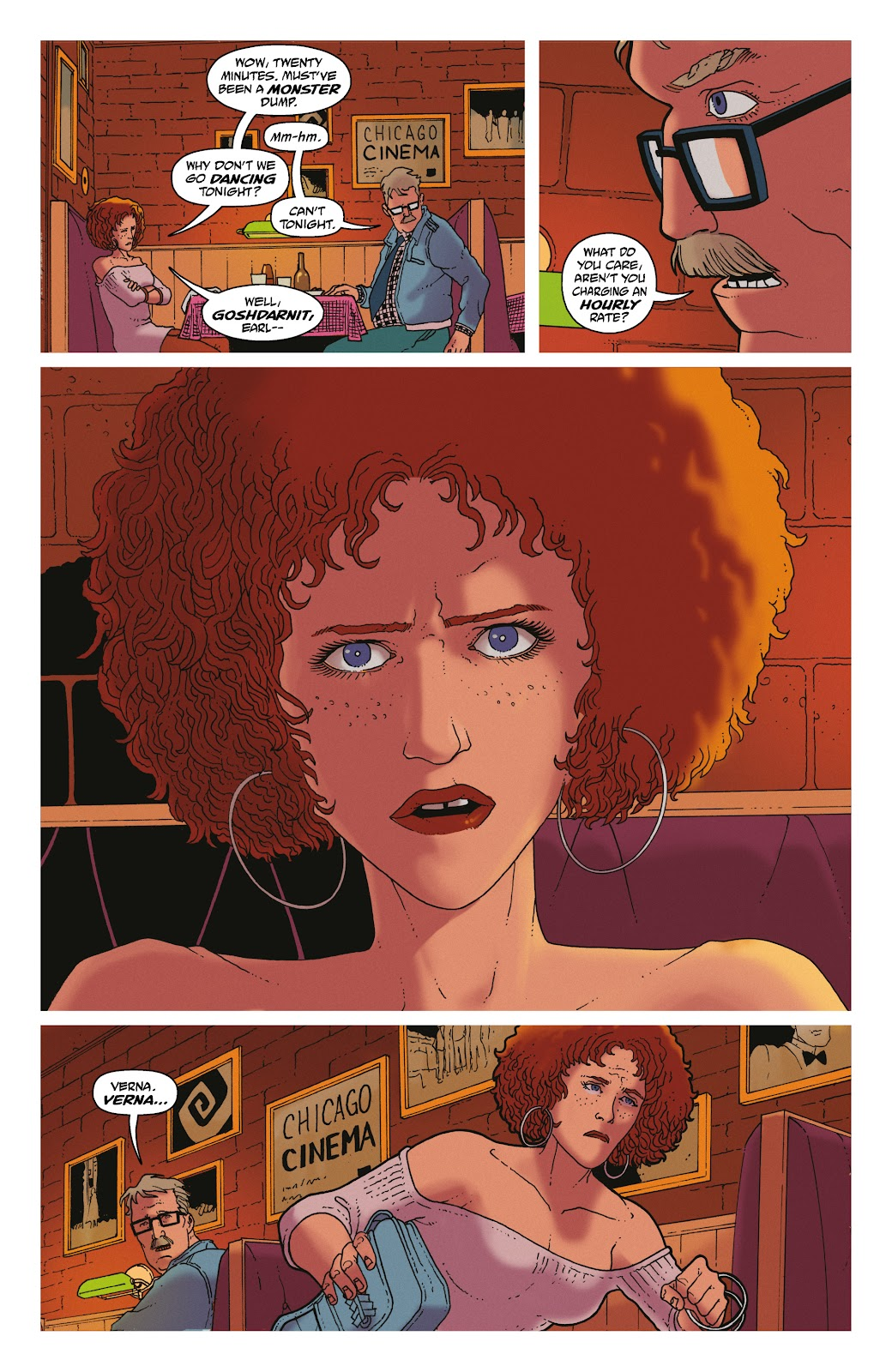 Read online She Could Fly comic -  Issue # _TPB - 51