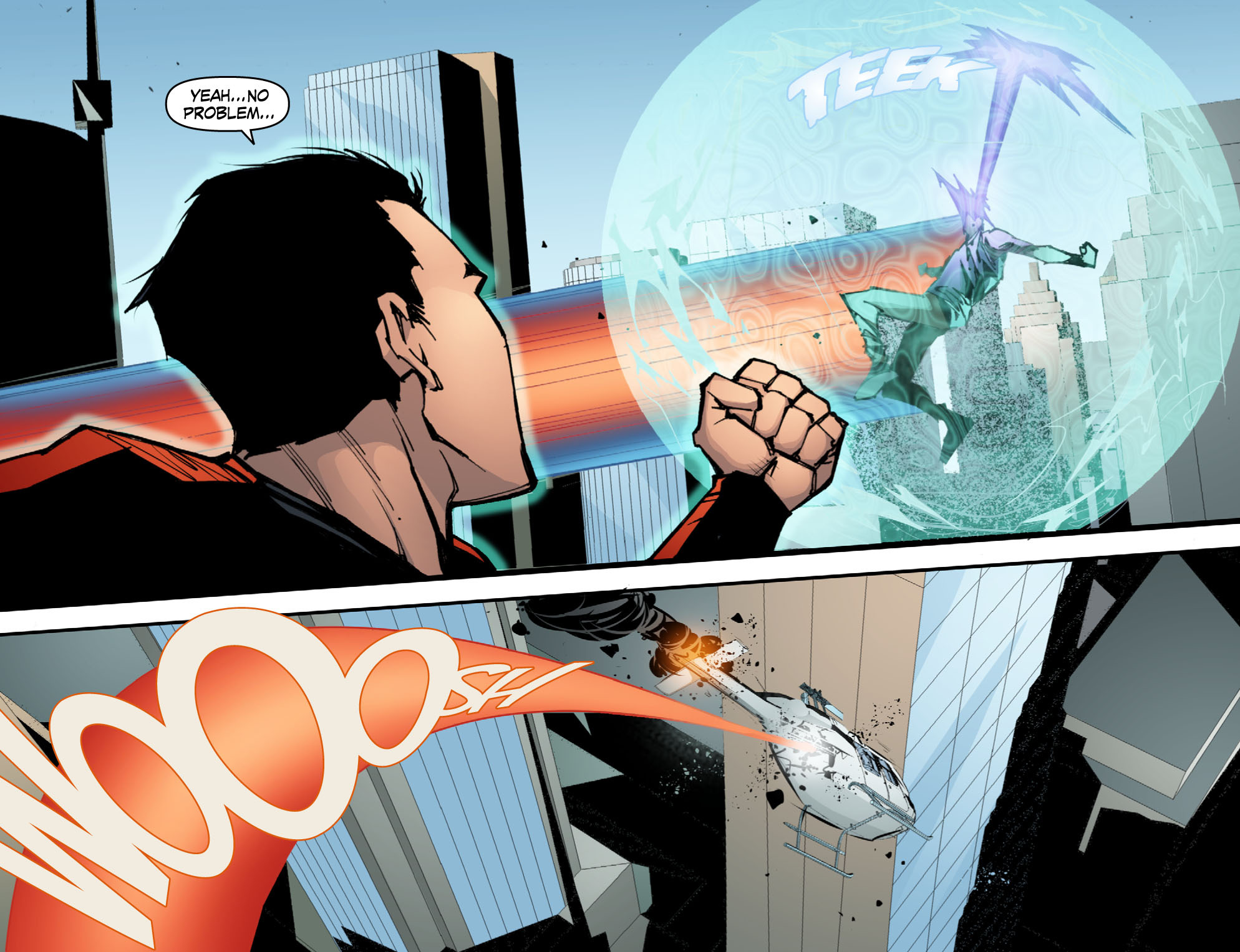 Read online Smallville: Chaos [II] comic -  Issue #10 - 7