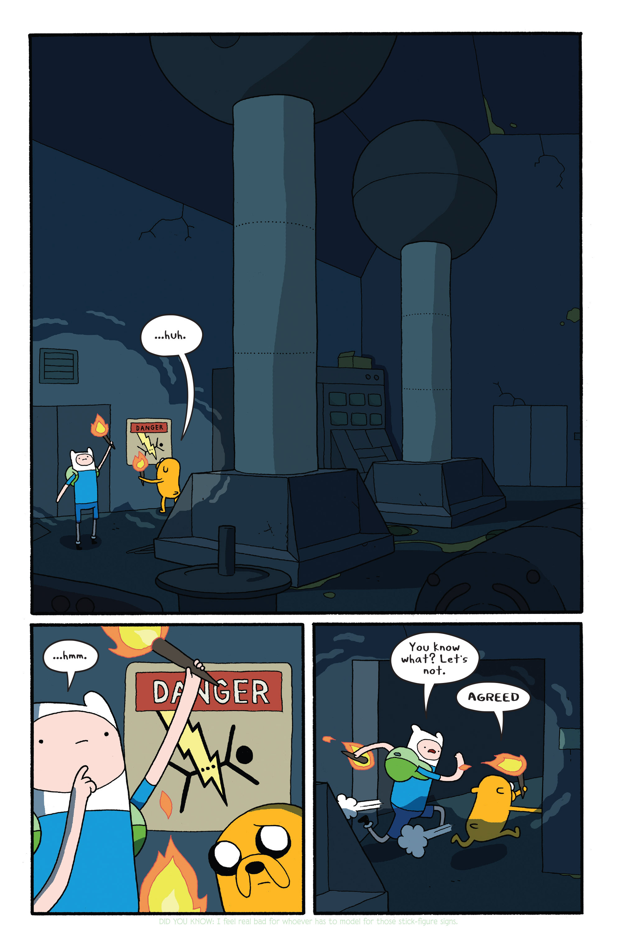 Read online Adventure Time comic -  Issue #26 - 16