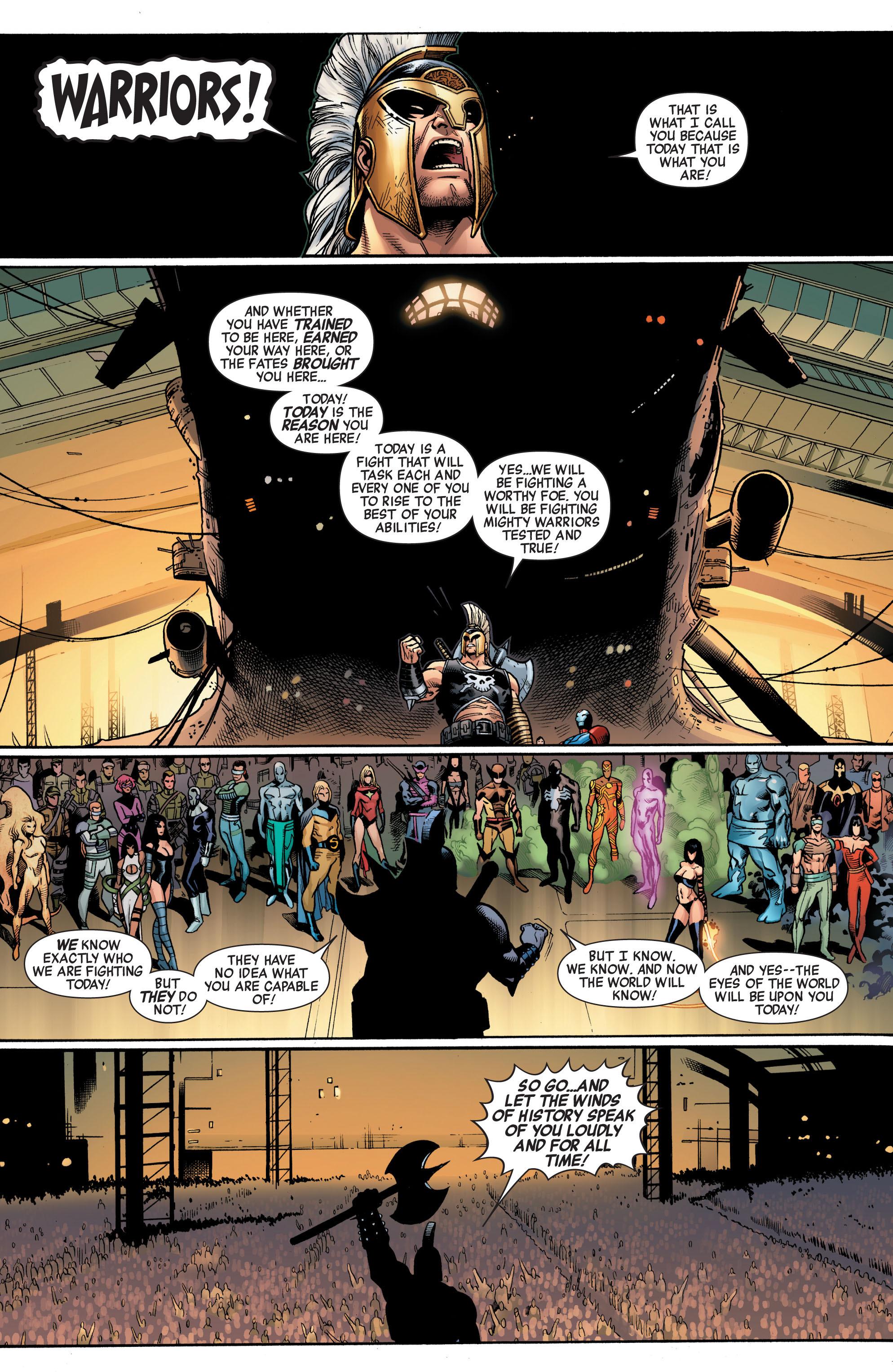 Read online Siege (2010) comic -  Issue #1 - 13