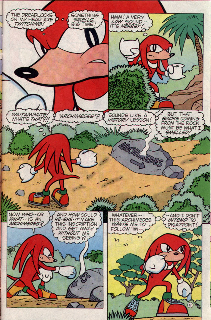 Read online Sonic The Hedgehog Triple Trouble Special comic -  Issue # Full - 33