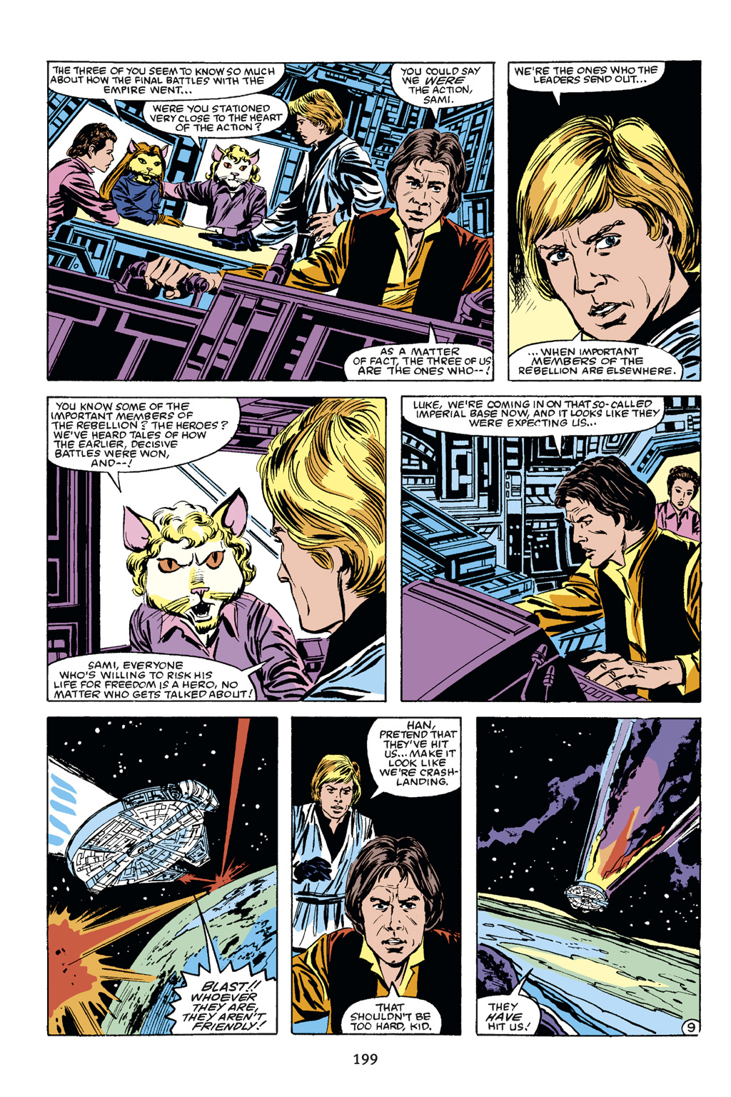 Read online Star Wars Omnibus comic -  Issue # Vol. 21 - 191