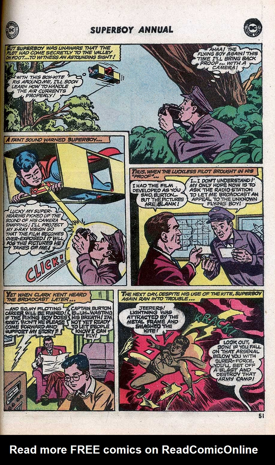 Superboy (1949) issue Annual 1 - Page 53