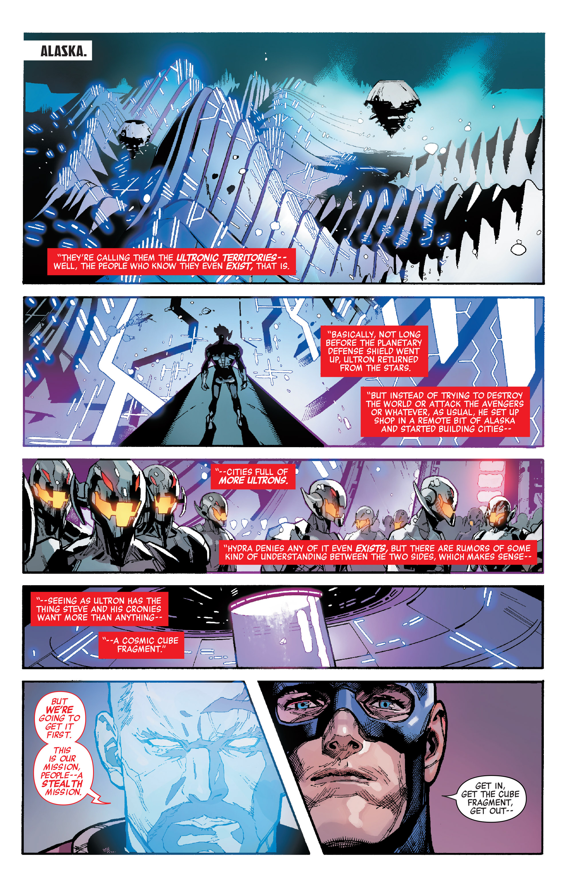 Read online Secret Empire comic -  Issue #4 - 10