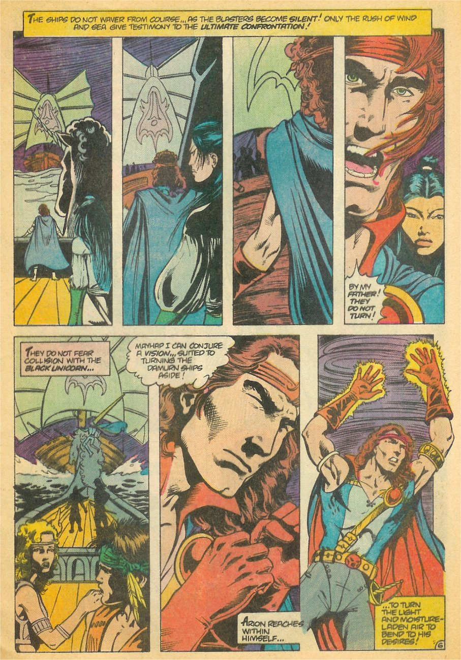 Read online Arion, Lord of Atlantis comic -  Issue #21 - 7