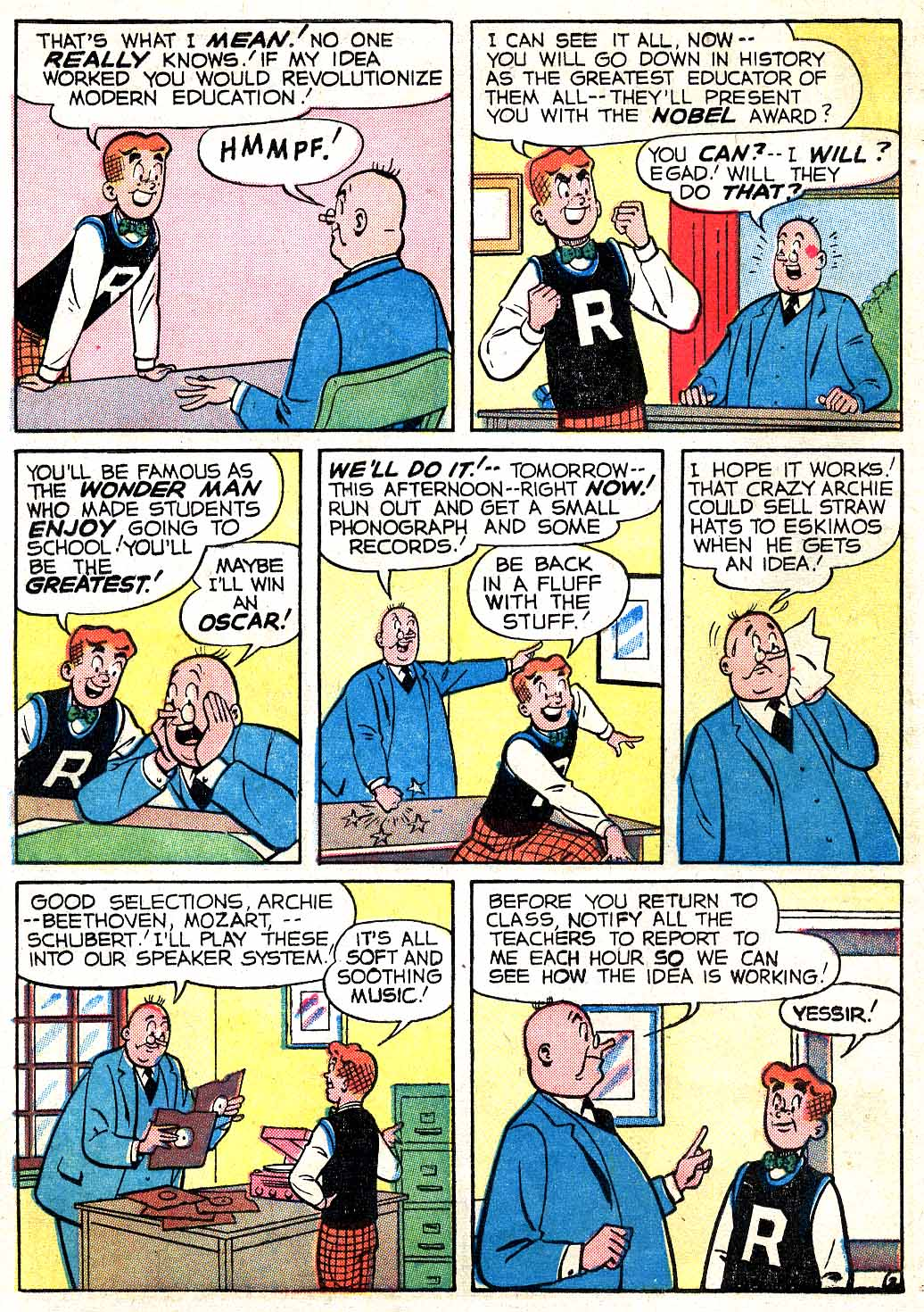 Read online Archie (1960) comic -  Issue #115 - 22