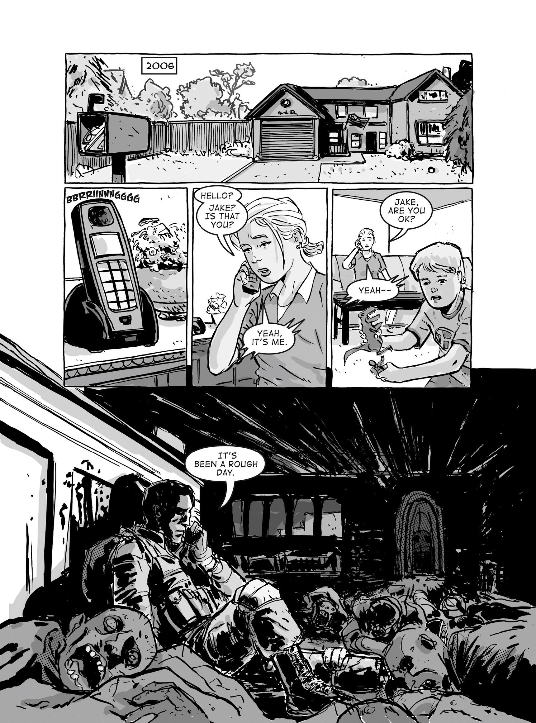 Read online FUBAR comic -  Issue #3 - 375