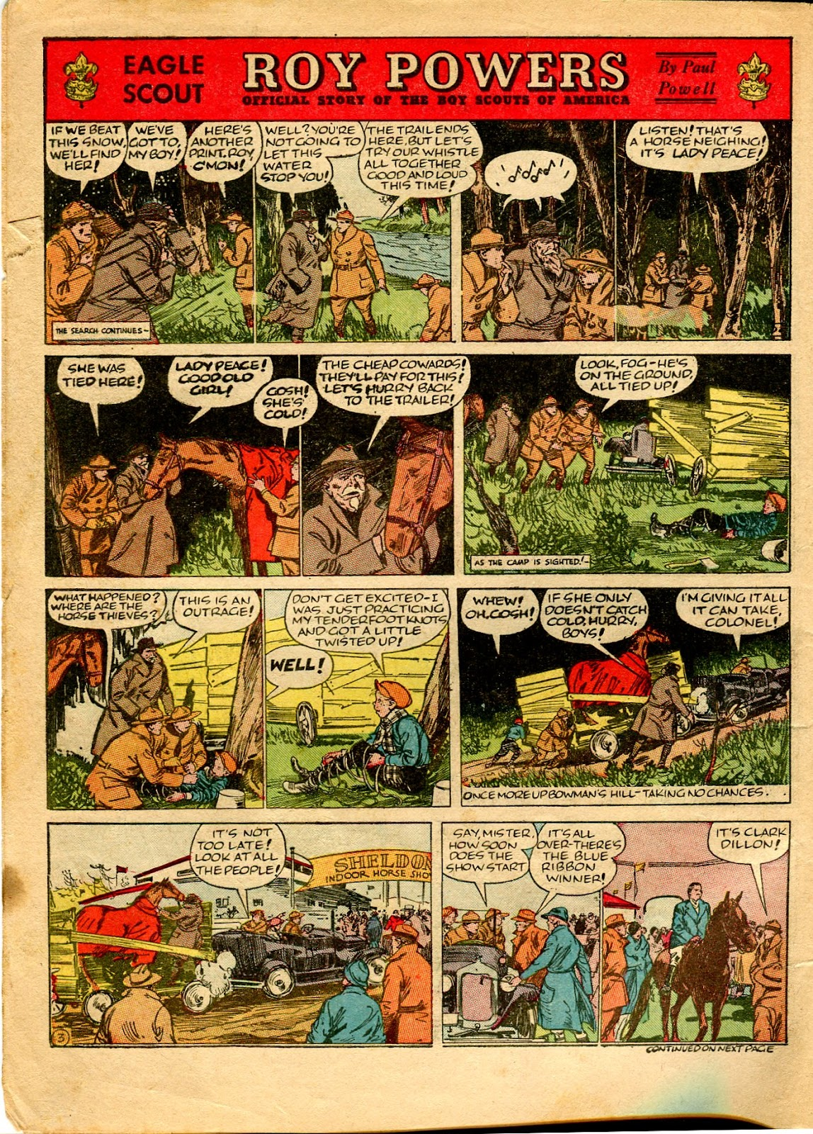 Read online Famous Funnies comic -  Issue #49 - 8