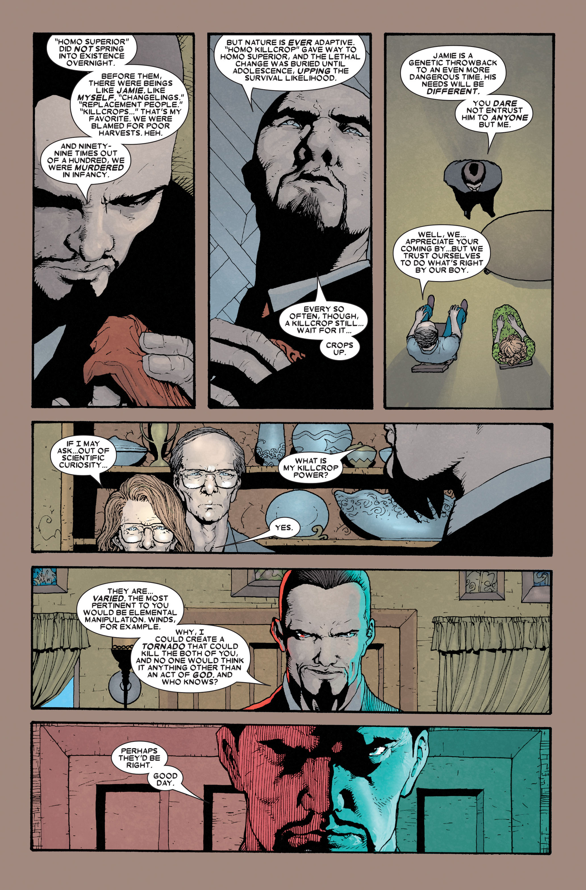 Read online X-Factor (2006) comic -  Issue #11 - 5