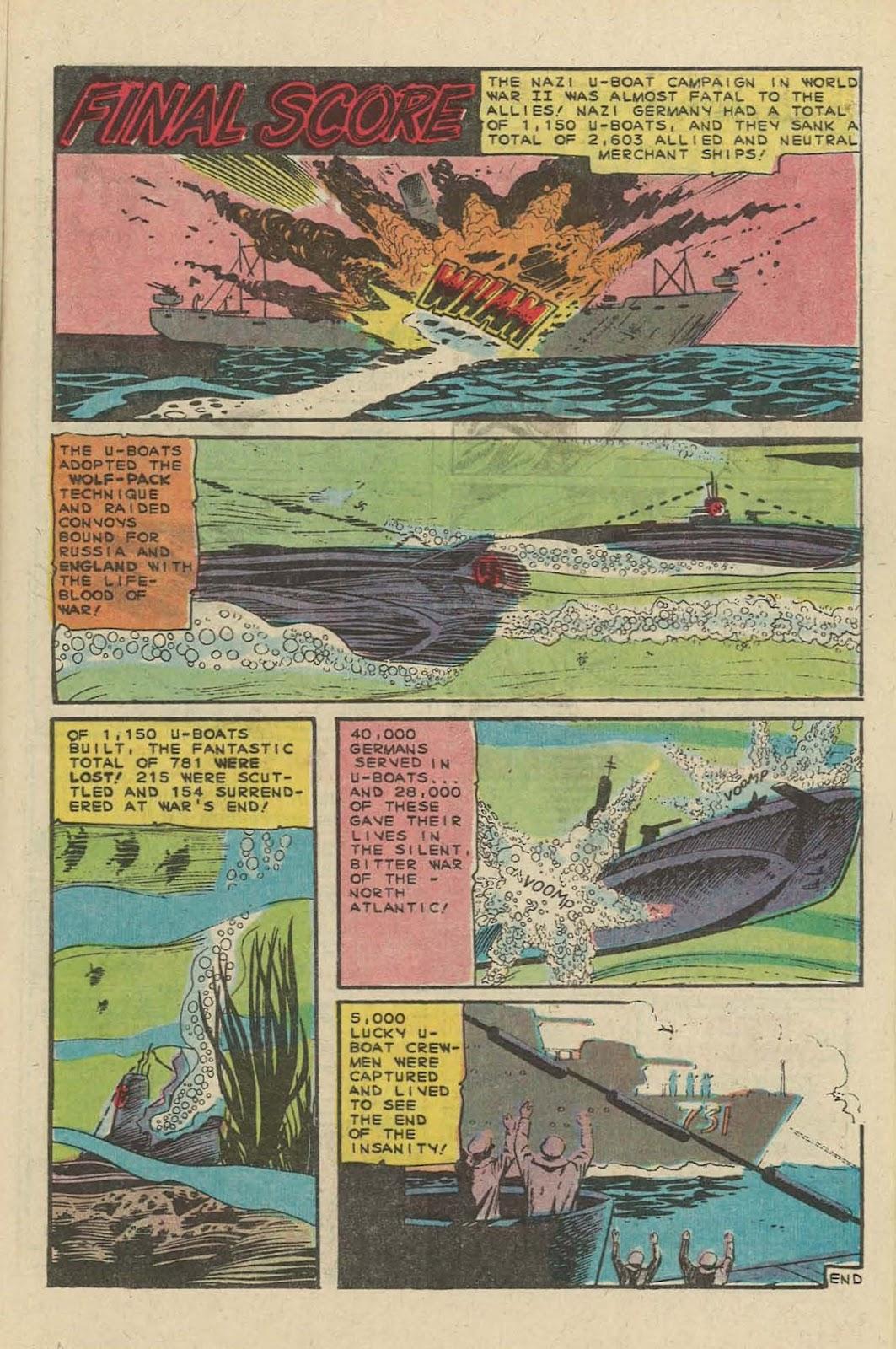Read online Fightin' Navy comic -  Issue #131 - 21