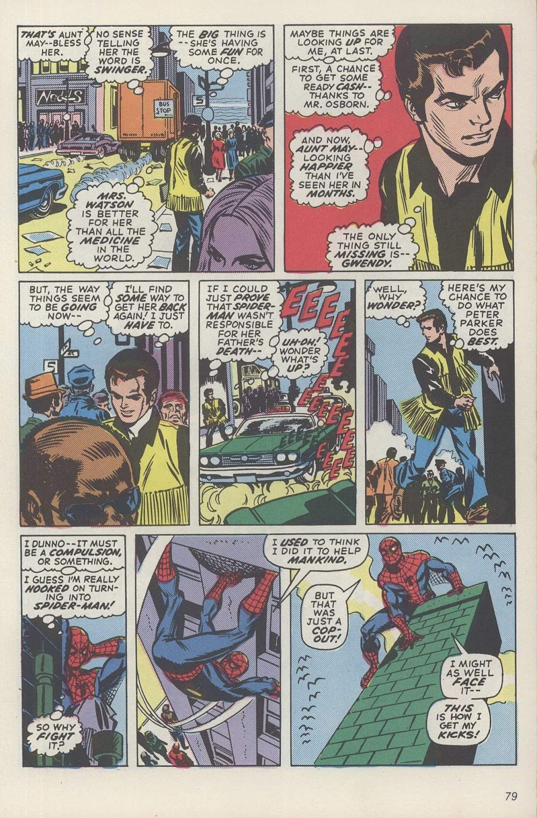 The Amazing Spider-Man (1979) issue TPB - Page 81