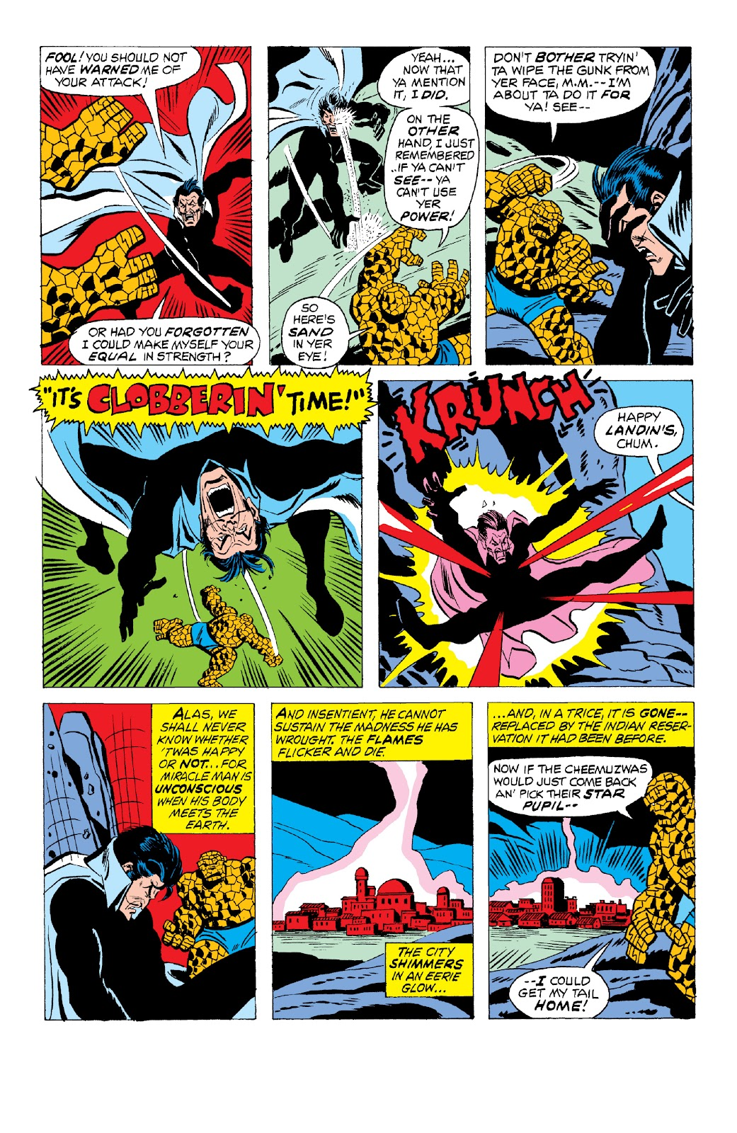 Read online Marvel Two-In-One Epic Collection: Cry Monster comic -  Issue # TPB (Part 2) - 97