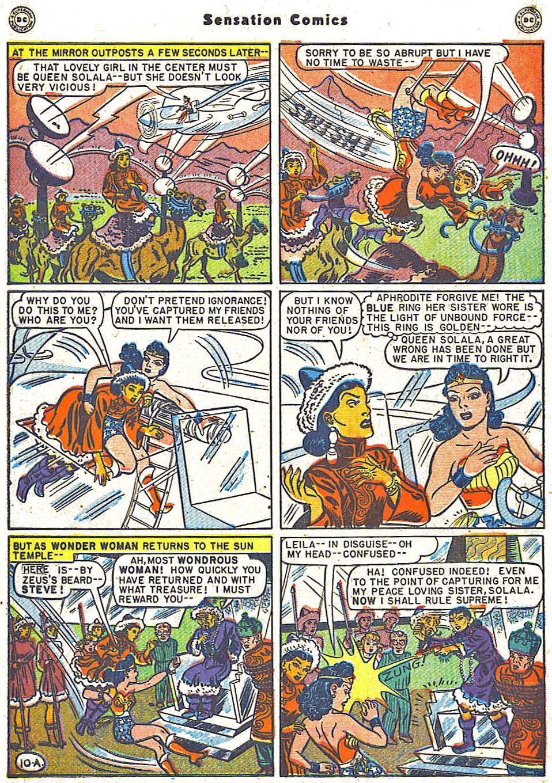 Read online Sensation (Mystery) Comics comic -  Issue #79 - 12