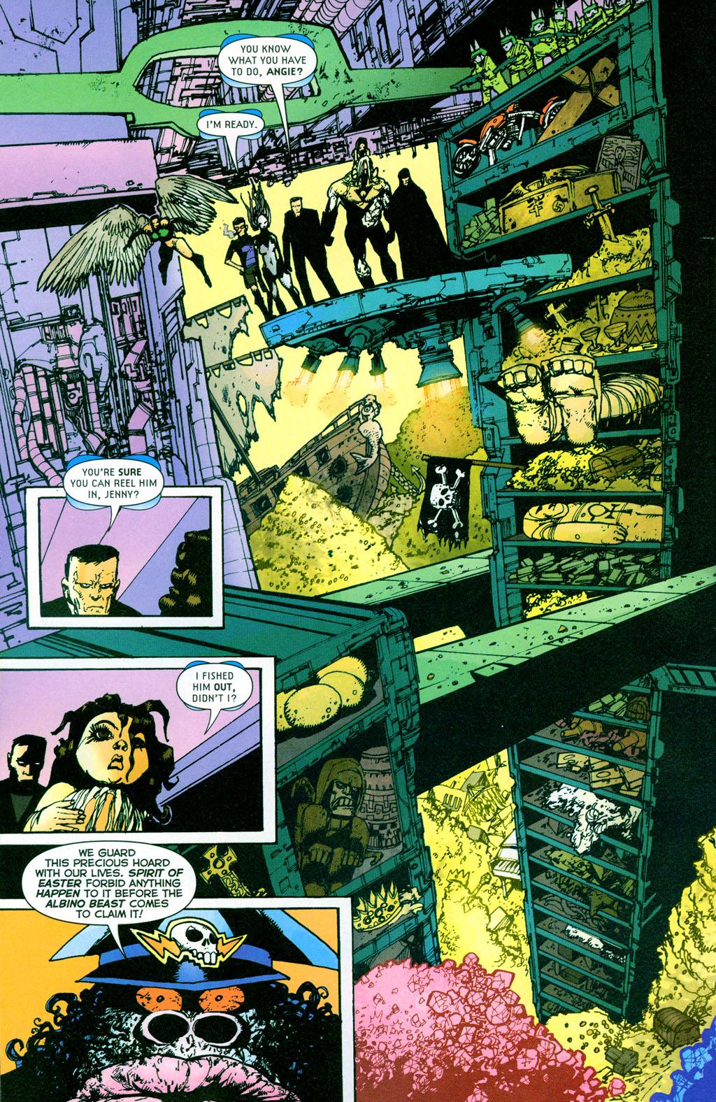 Read online The Authority/Lobo: Spring Break Massacre comic -  Issue # Full - 28