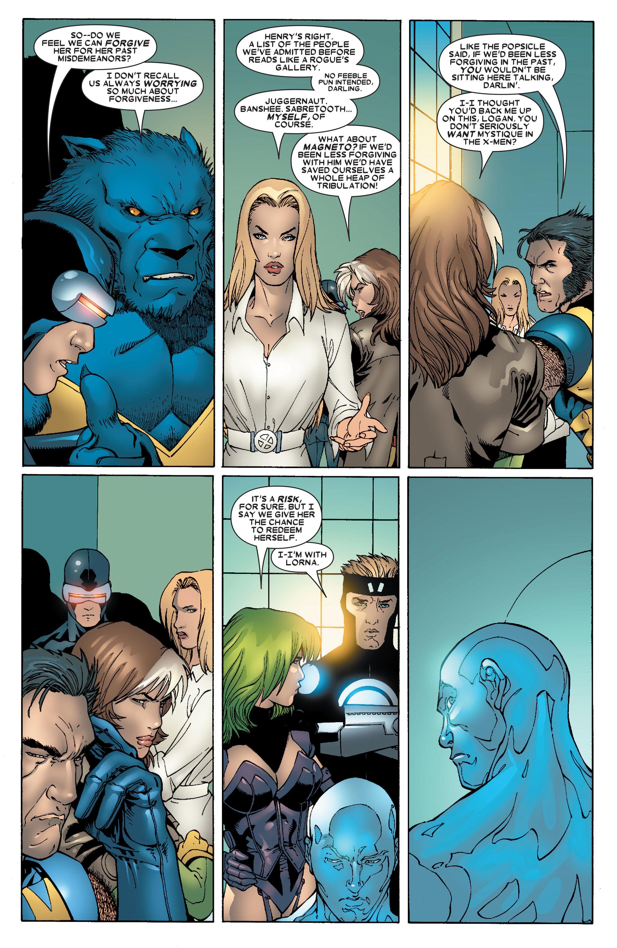 X-Men (1991) 174 Page 16